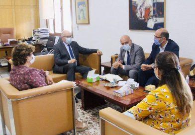 دعم التعاون بين تونس ومنظمة الصحة العالمية