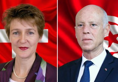 رئيس الجمهورية، قيس سعيّد، يوم الأربعاء 16 سبتمبر 2020 يرجى اتصالا هاتفيا مع السيّدة Simonetta SOMMARUGA، رئيسة الكنفدرالية السويسرية