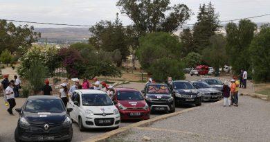 الجامعة التونسية للسيارات تنظم رالي اعتدالي نسائي