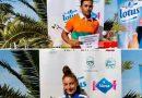 نهائي بطولة تونس للقولف للشبان بجربة بلحاج ناصر والجزيري فوق منصة التتويج