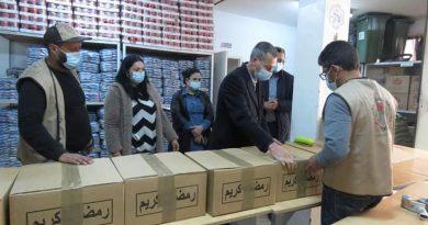 ولاية منوبة :إنطلاق توزيع المساعدات الاجتماعية لشهر رمضان لفائدة العائلات المعوزة والعائلات محدودة الدخل