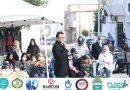 الشاب عياض بن صالح ابن  سيدي حسين يطلق مشروع مركز ترفيه عائلي